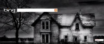 bing haunted house
